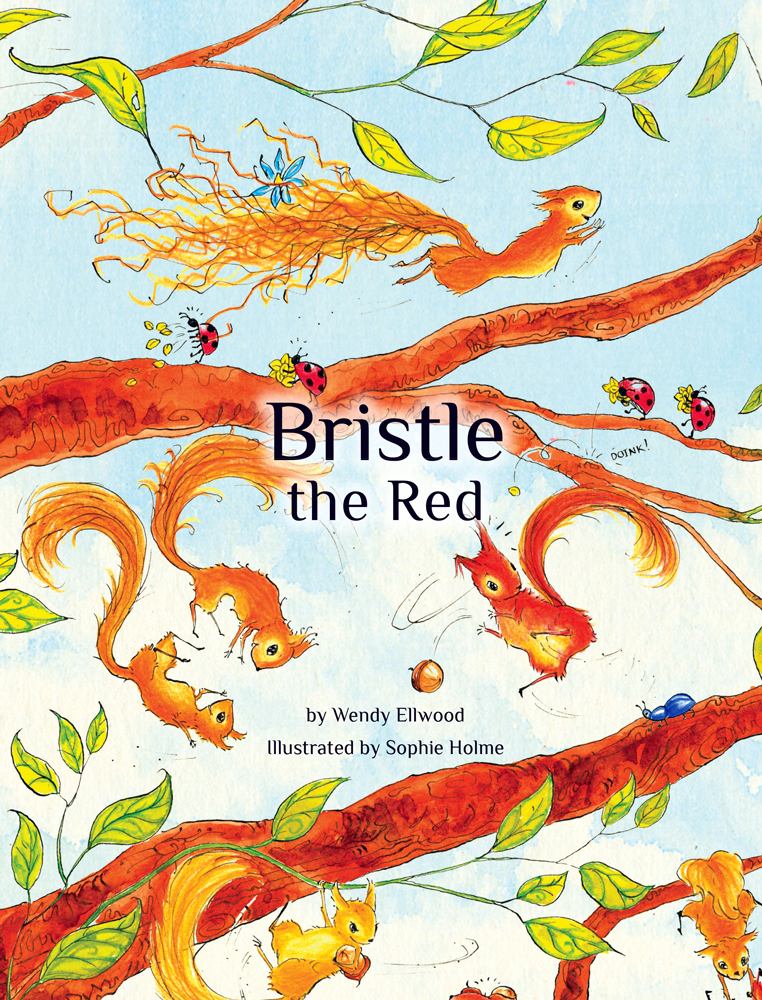 Bristle the Red